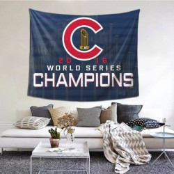Bedroom Living Chicago Cubs tapestry 60*51inch #152004 Room Dorm Party Decor