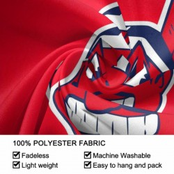 Decorative Wall Tapestry Cleveland Indians tapestry 60*51inch #150828 Is Soft, Durable